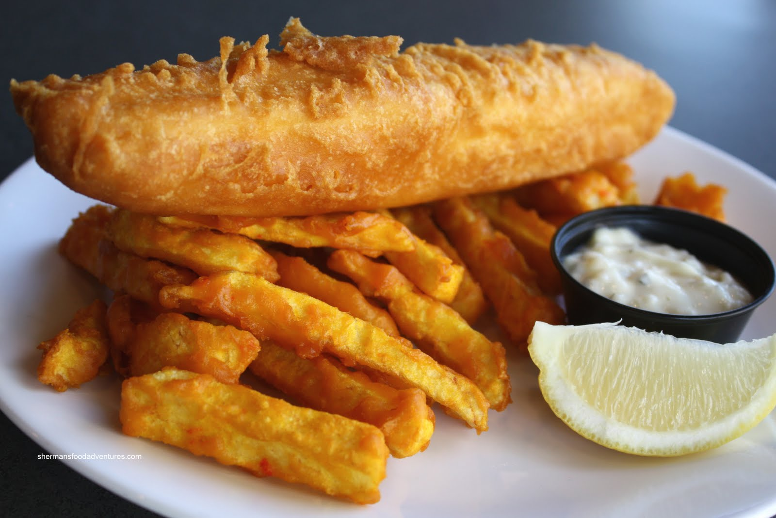 00 Fish and chips on Mondays open to close